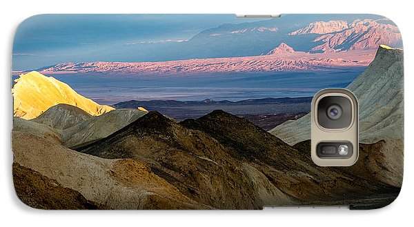 Galaxy Case featuring the photograph 20 Mule Team by Allen Biedrzycki