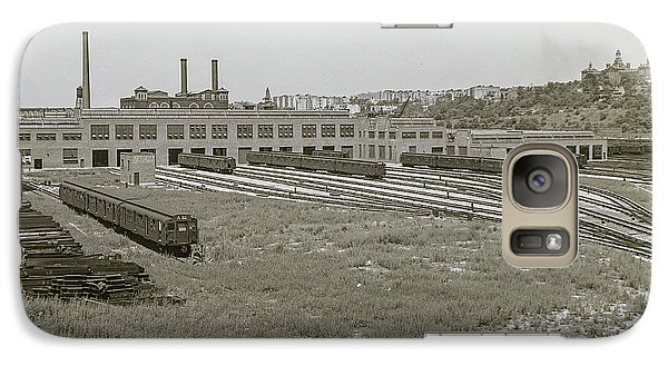 207th Street Railyards Galaxy S7 Case