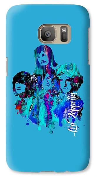 Led Zeppelin Collection Galaxy S7 Case