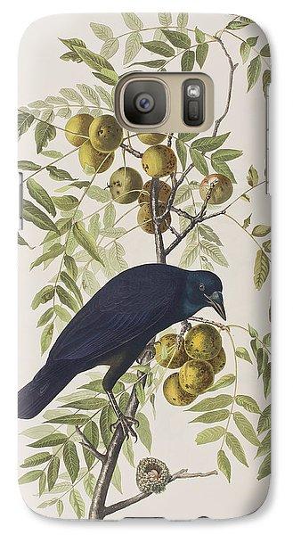 American Crow Galaxy S7 Case