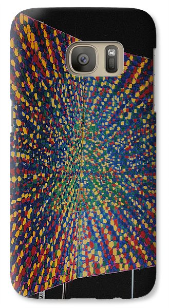 Galaxy Case featuring the painting Butterfly Dream by Kyung Hee Hogg