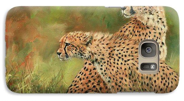 Cheetahs Galaxy S7 Case