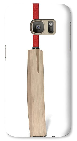Cricket Bat Galaxy S7 Case