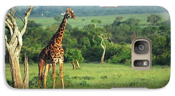 Giraffe Galaxy S7 Case