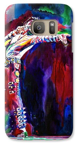 Jackson Magic Galaxy S7 Case by David Lloyd Glover