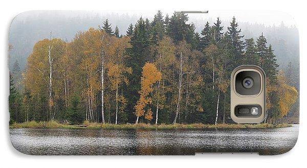 Galaxy Case featuring the photograph Kladska Peats by Michal Boubin