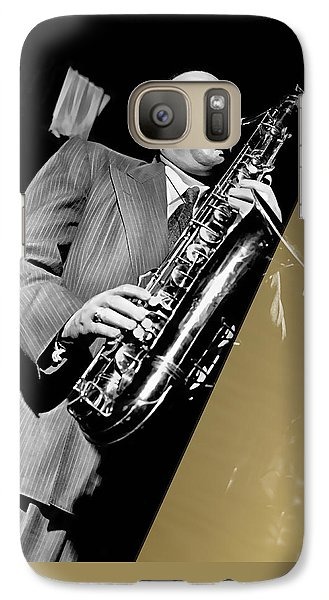 Lester Young Collection Galaxy S7 Case