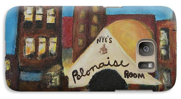 Galaxy Case featuring the painting Nye's Polonaise Room by Susan Stone
