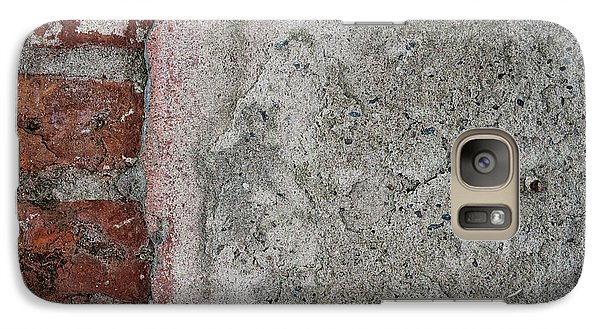 Galaxy Case featuring the photograph Old Wall Fragment by Elena Elisseeva