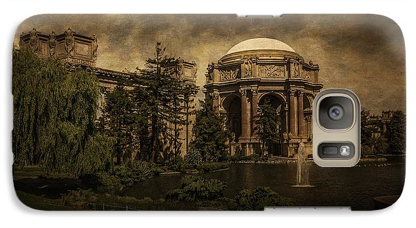 Galaxy Case featuring the photograph Palace Of Fine Arts by Ryan Photography