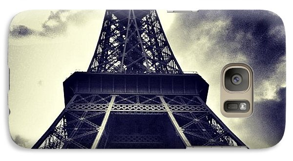 #paris Galaxy Case by Ritchie Garrod