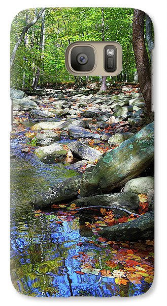 Galaxy Case featuring the photograph Peace by Mitch Cat