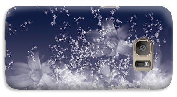 Galaxy Case featuring the digital art Peace by Trilby Cole