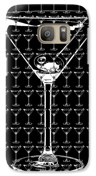 So Many Martinis So Little Time Galaxy S7 Case by Jon Neidert