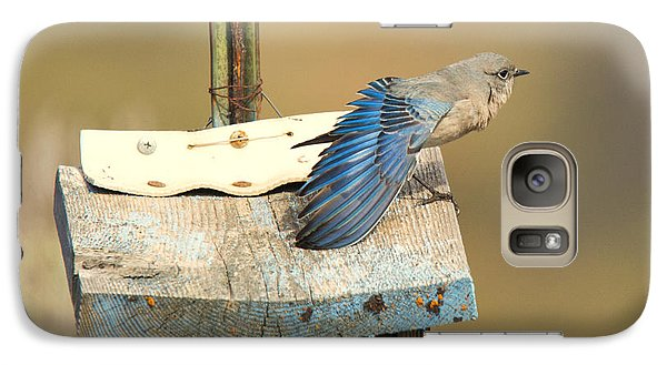 Spread Your Wings Galaxy S7 Case by Mike Dawson
