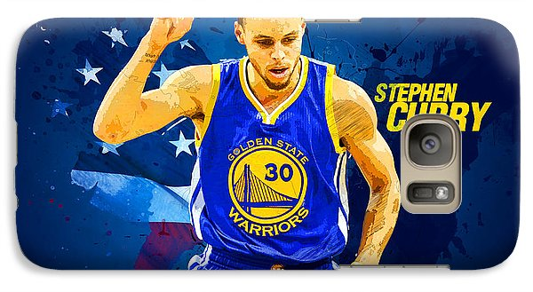 Stephen Curry Galaxy S7 Case