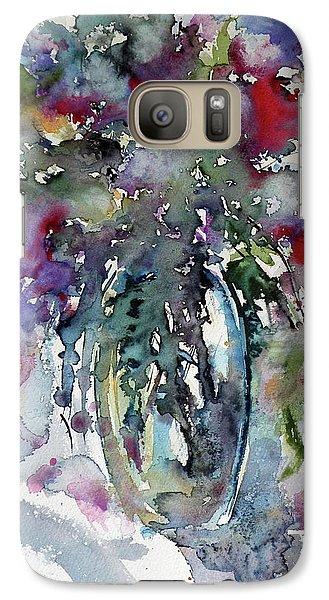 Galaxy Case featuring the painting Still Life by Kovacs Anna Brigitta