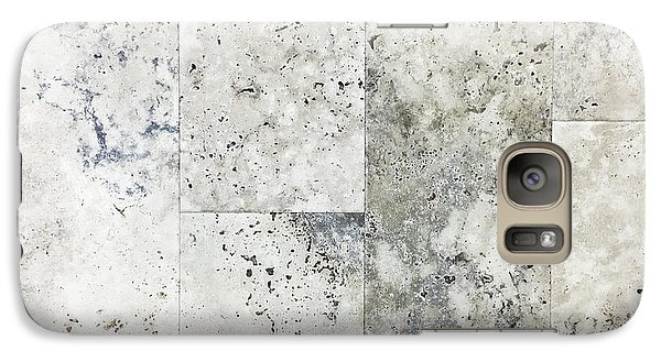 Stone Tiles Galaxy Case by Tom Gowanlock
