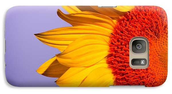 Sunflower Galaxy S7 Case - Sunflowers by Mark Ashkenazi