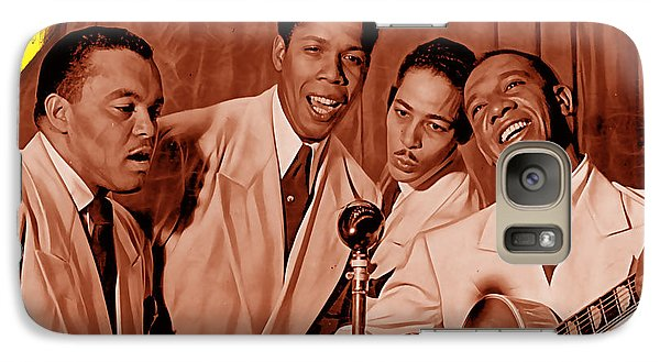 The Ink Spots Collection Galaxy S7 Case