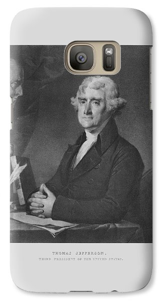 Thomas Jefferson Galaxy Case by War Is Hell Store