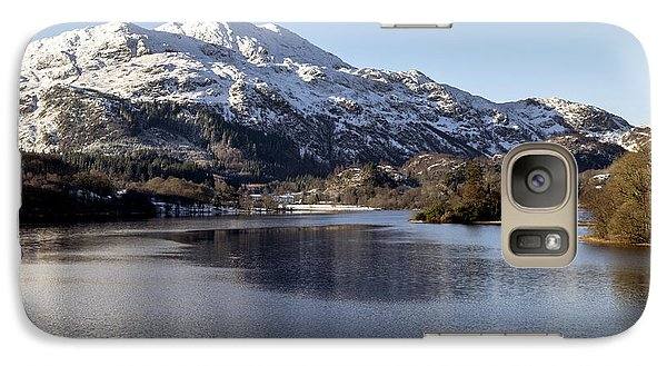 Trossachs Scenery In Scotland Galaxy S7 Case