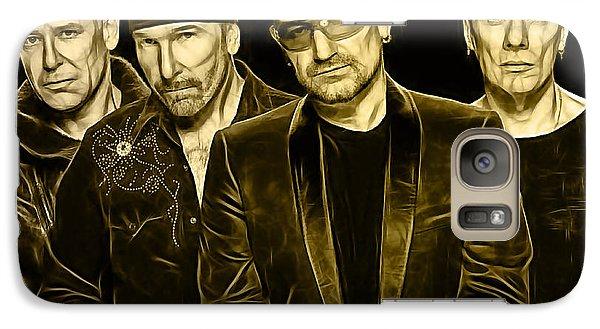 U2 Collection Galaxy S7 Case