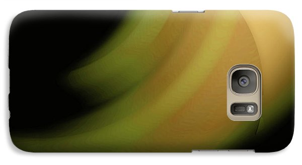 Galaxy Case featuring the digital art 3000 2017 by John Krakora