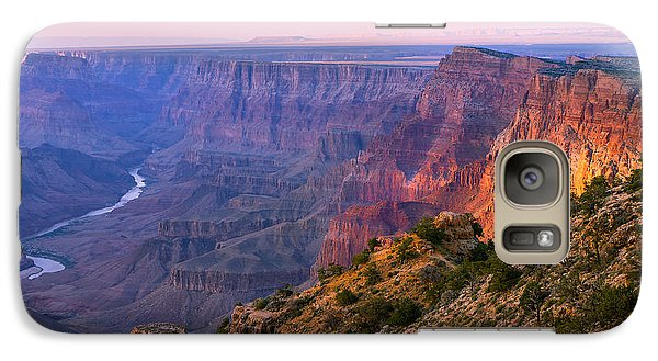 Canyon Glow Galaxy Case by Mikes Nature