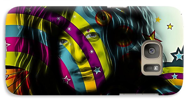Jimmy Page Collection Galaxy S7 Case