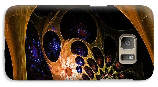 3d Chaotica Galaxy S7 Case
