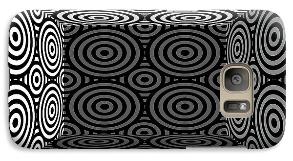 Galaxy Case featuring the photograph 3d Mg553dw by Mike McGlothlen