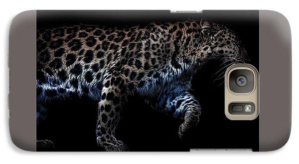 Amur Leopard Galaxy S7 Case by Martin Newman