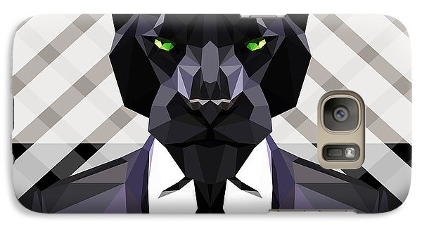 Black Panther Galaxy S7 Case
