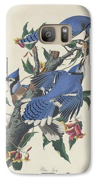 Blue Jay Galaxy Case by Rob Dreyer