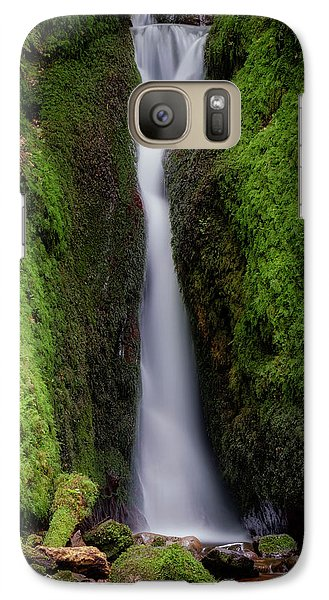 Dollar Glen In Clackmannanshire Galaxy S7 Case