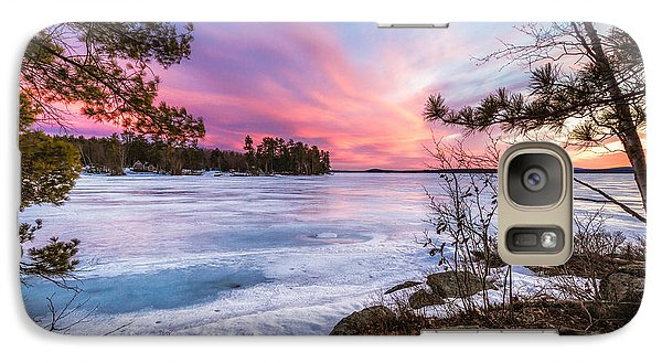 Galaxy Case featuring the photograph Lake Winnipesaukee by Robert Clifford