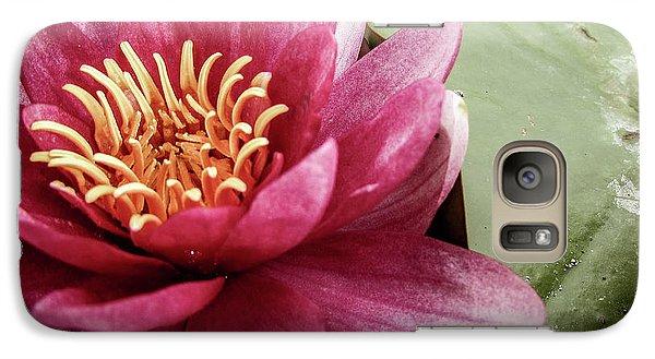 Lotus Galaxy S7 Case