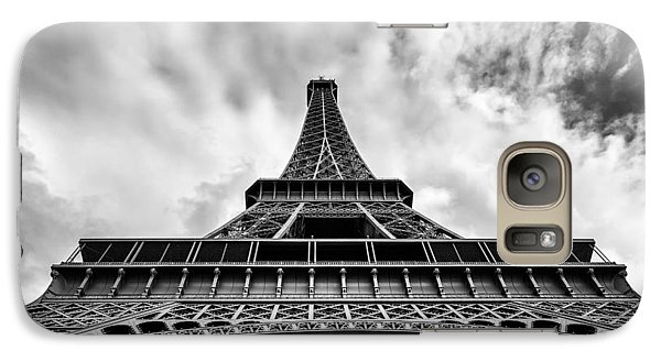 Galaxy Case featuring the photograph Paris by Hayato Matsumoto