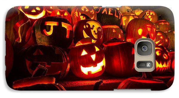 Pumpkinfest 2015 Galaxy S7 Case