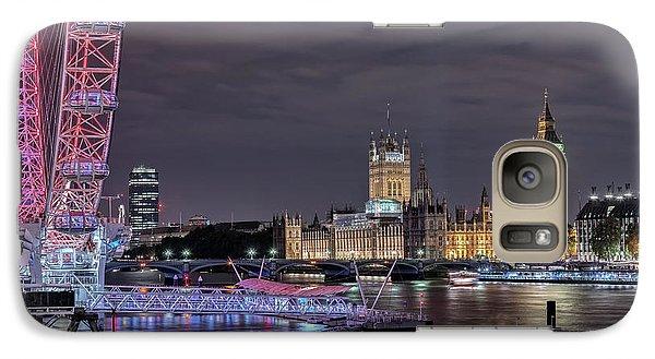 Westminster - London Galaxy Case by Joana Kruse