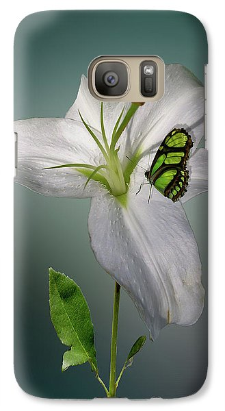 Galaxy Case featuring the photograph 4371 by Peter Holme III