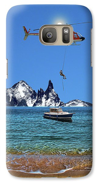 Galaxy Case featuring the photograph 4372 by Peter Holme III
