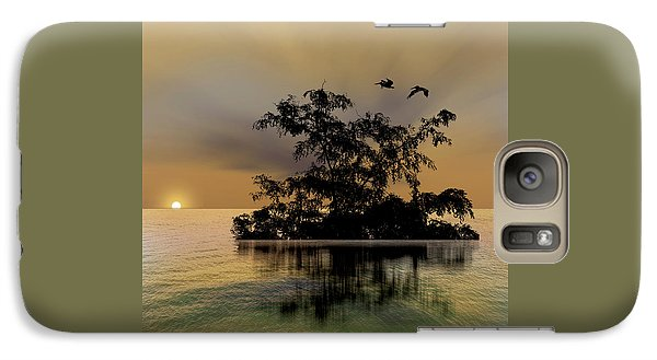 Galaxy Case featuring the photograph 4374 by Peter Holme III