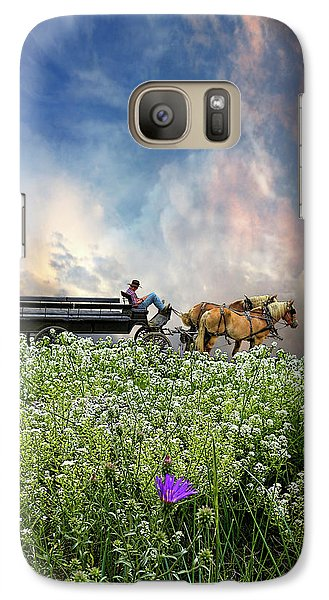 Galaxy Case featuring the photograph 4376 by Peter Holme III