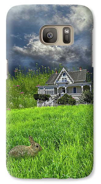 Galaxy Case featuring the photograph 4379 by Peter Holme III