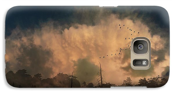 Galaxy Case featuring the photograph 4382 by Peter Holme III