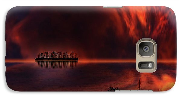 Galaxy Case featuring the photograph 4385 by Peter Holme III
