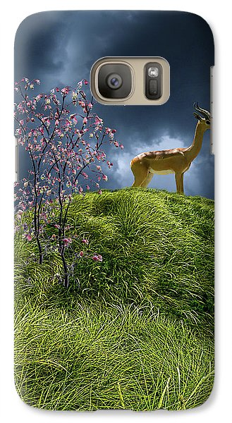 Galaxy Case featuring the photograph 4388 by Peter Holme III