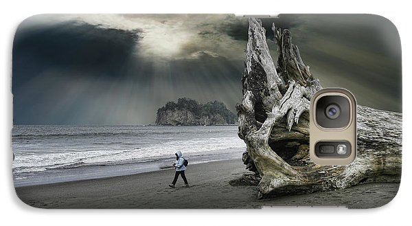 Galaxy Case featuring the photograph 4392 by Peter Holme III